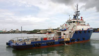 49m A.H./FPSO Support Vessel