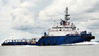 50M Z-Peller/FPSO Support Vessel