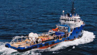 58m Utility Vessel