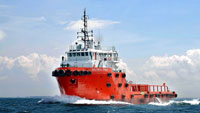 58m Offshore Utility Vessel