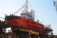 40m Twin Screw Tug