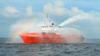 38m Aluminium Crew Boat