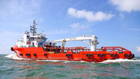 51m Offshore Support/Oil Recovery Vessel