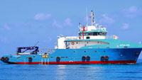 40m Utility Service Vessel